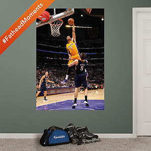 Xavier Henry Dunk Mural Fathead Wall Decal